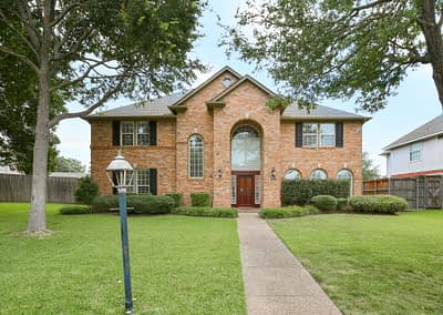 7424 Wildflower Drive front