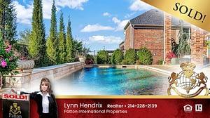 realtor lynn hendrix texas sold listed property denton plano