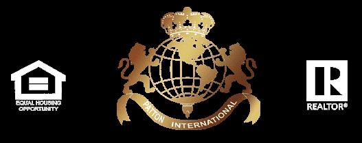 equal housing opportunity logo, patton international properties, realtor